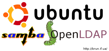 PDC on Ubunru Samba with OpenLDAP